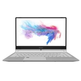 🚚 MSI PS42 Silver [Brand New] (I7-8550U, 8GB, 256GB, Intel, W10)