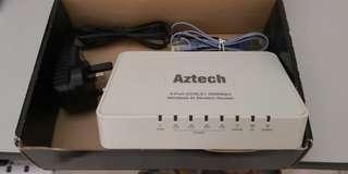Aztech DSL5018EN(2T2R) DSL modem