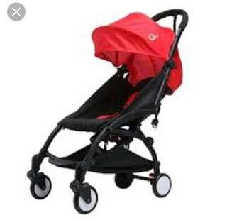 MillieB Mamours Compact Stroller