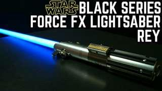 Star Wars The Last Jedi The Black Series Rey Lightsaber 星球大戰光劍