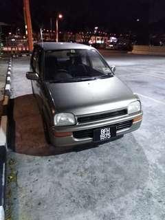 Perodua KancilKancil850 auto