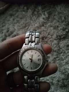 Auth guess steel watch(170416G1)