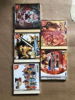 Dreamcast Games Rare