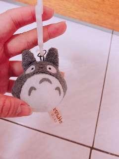 🚚 宮崎駿 龍貓 吊飾 娃娃 鑰匙圈