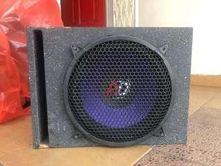 Audio Design Subwoofer for sale