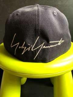Yohji Yamamoto new era 59fifty cap