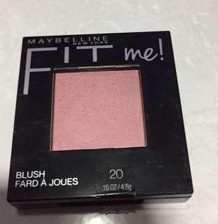 Maybeline Fit Me Blush