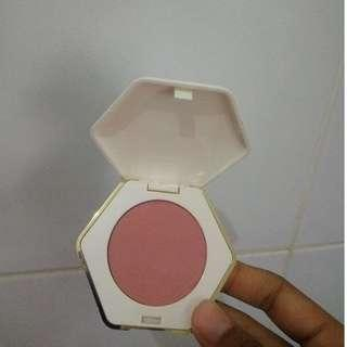 H&M Cream Blush on - dusty rose