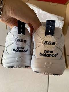 New balance 608老爹鞋