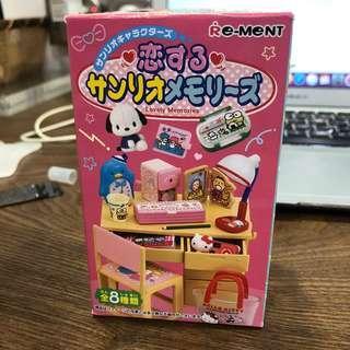 Japan sanrio hello kitty mystery box