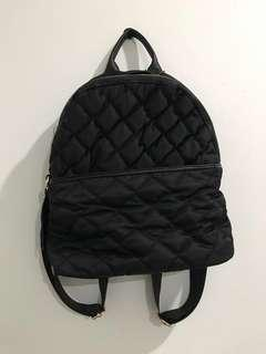 Quilted Bagpack