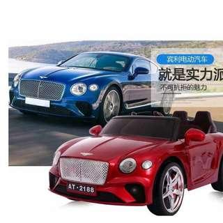 Bentley AT-2188 Electric Ride On Toy Car For Kids