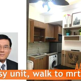 Simei Double Bay, A beautiful studio unit for rent.