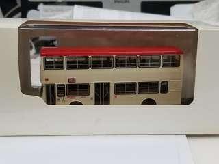 巴士模型 九巴 P&T 312 Leyland Olympian 9.5m BL 54 No.182 1:76