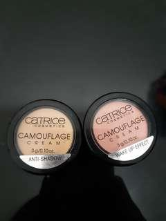 2 for 50k, Catrice Cosmetics Camouflage Cream