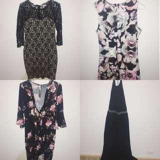 Party/formal dresses