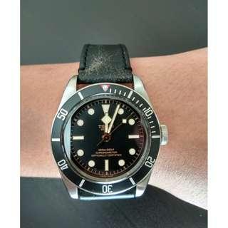 new old Tudor Black Bay - 79230N