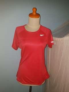 Nike dri fit orange ori