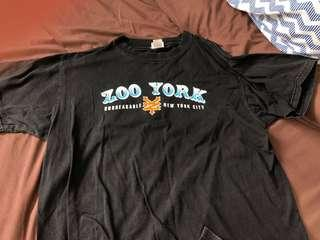 Vintage Thrifted ZooYork Shirt Tee