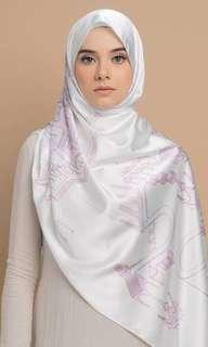 L.E.W.Ambin Long Shawl - Tudung People