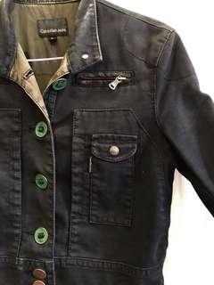 Calvin Klein仿舊休閒外套