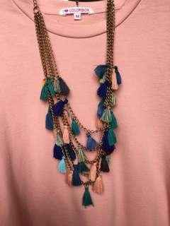 Colorful Necklace by Colorbox