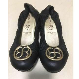 Everbest Black Shoes for Women