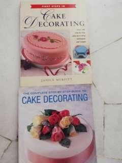 Cake deco books