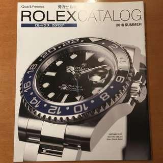 勞力士 ROLEX Catalog