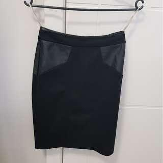 Forcast Black Skirt