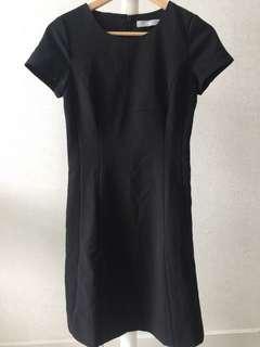 Black Dress (Fit to Xs-S)