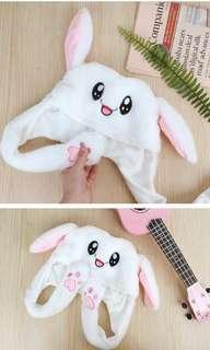 (Pre-Order) Flapping Bunny Hat