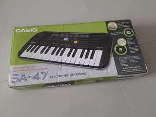 Mini Keyboard Casio SA-47