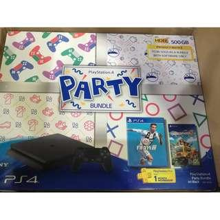 PS4 FIFA 2019 PARTY BUNDLE (NEW SET, ORI SONY MY)