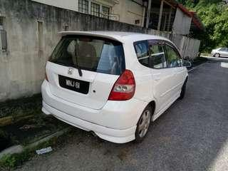 Honda Jazz IDSi 1.5 2005 Nice Number CASH ONLY