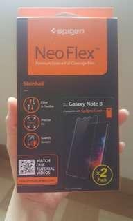 Spigen Neoflex screen protector