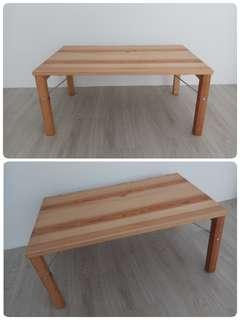 MUJI foldable coffee table