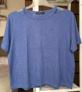 Denim Top by Cotton On
