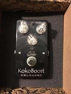 Suhr Koko Boost Reloaded