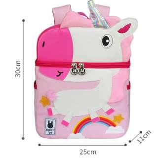 🚚 Kid Backpack bag - Unicorn for Kid favourite and love