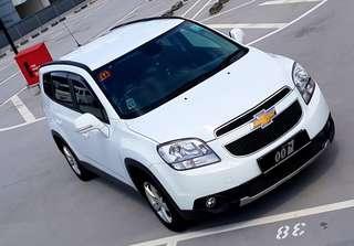 Chevrolet Orlando 1.4 Turbo LS Auto