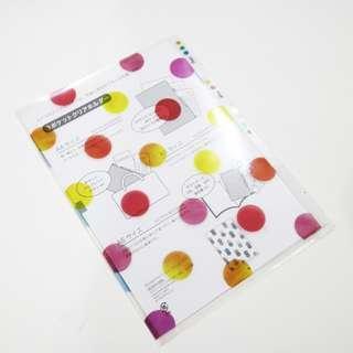 Midori A5 folder