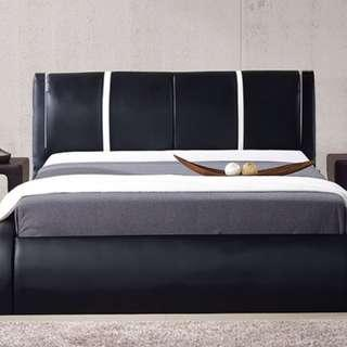 sense bed frame now on display