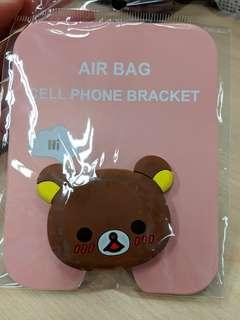 Rilakkuma mobile phone holder / pop socket