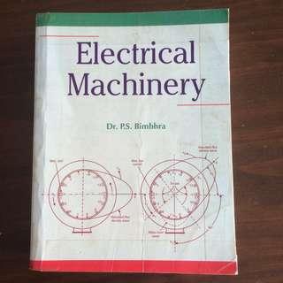 FREE  Electrical Machinery - P.S. Bhimbra