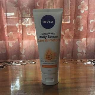 (New) Nivea Extra White Body Serum