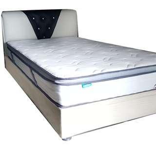 diana Vbutton bed frame