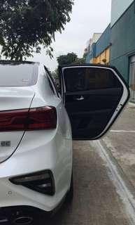$38=4pcs👍🏻Rear Pc Added👍🏻Cerato Magnetic Sunshades