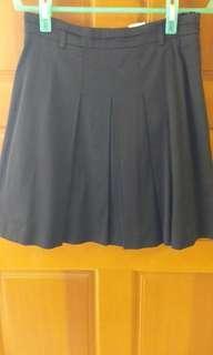 Mastina黑色短裙