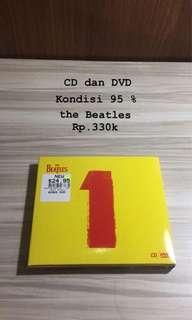 Cd DVD the Beatles